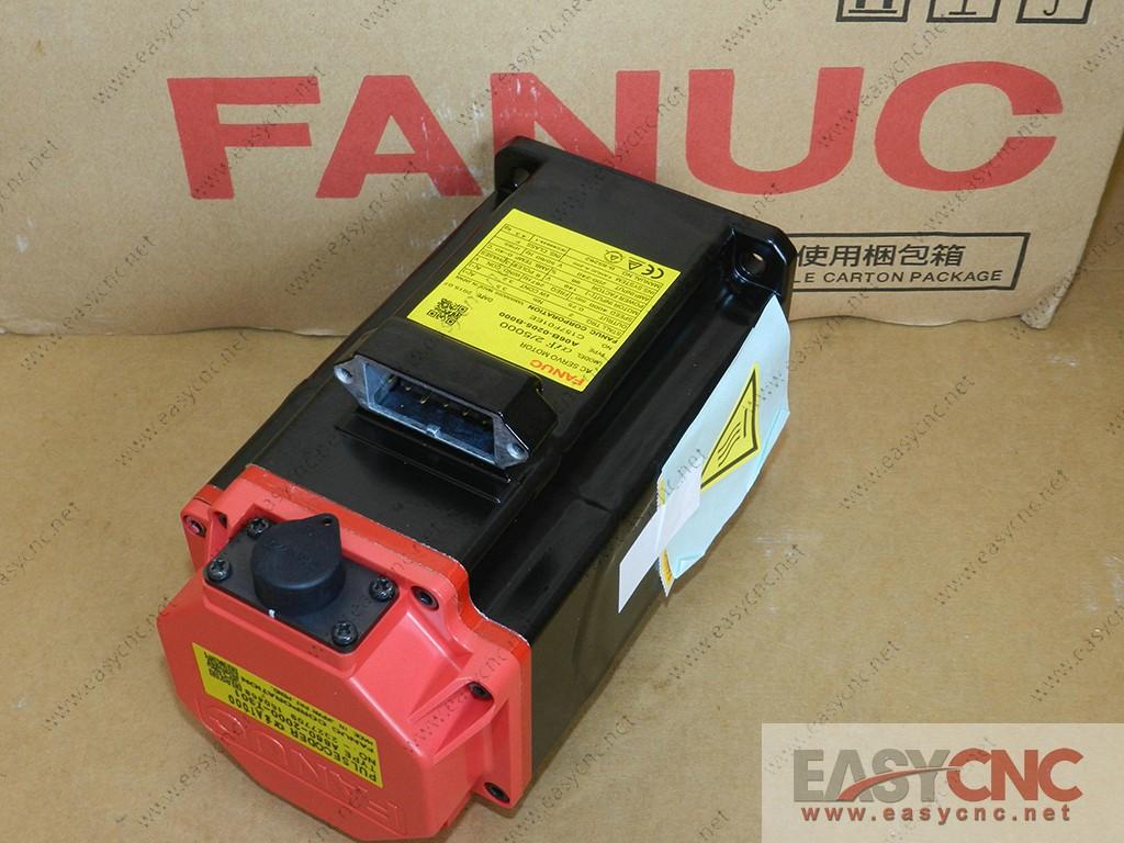 A06B-0205-B000 Fanuc Ac Servo Motor aiF 2/5000 New and original