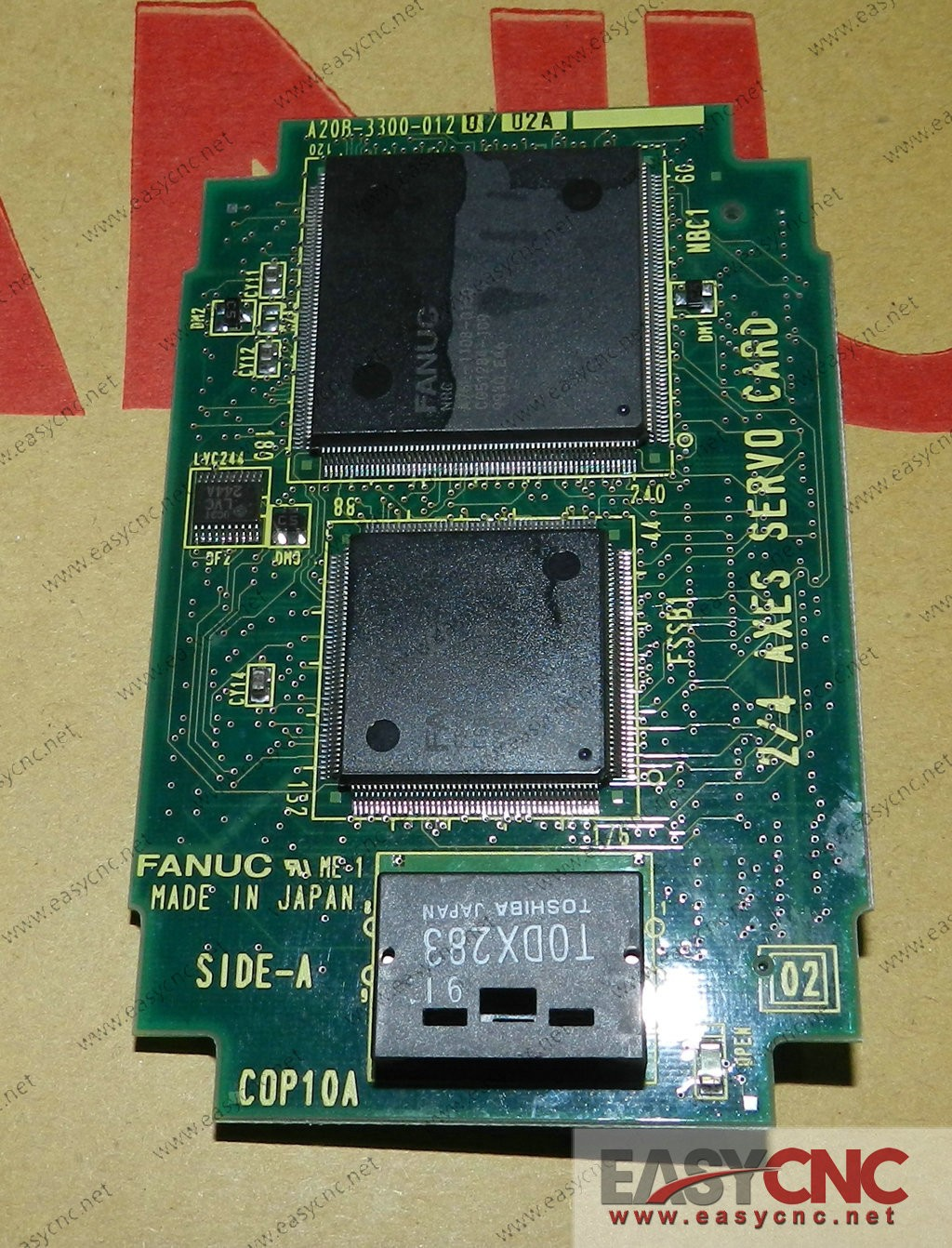 FANUC A20B-3300-0120
