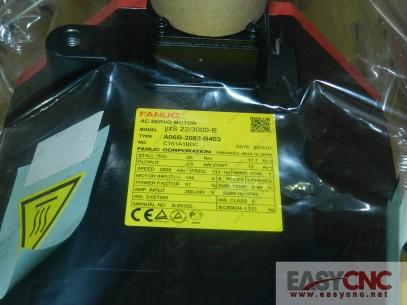 A06B-2082-B403 Fanuc ac servo motor BiS22/3000-B new and original