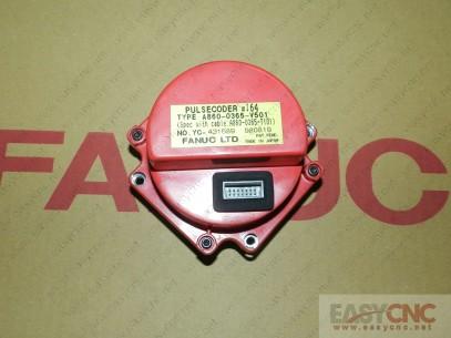 A860-0365-T101 Fanuc pulse coder αI64 high:6cm used