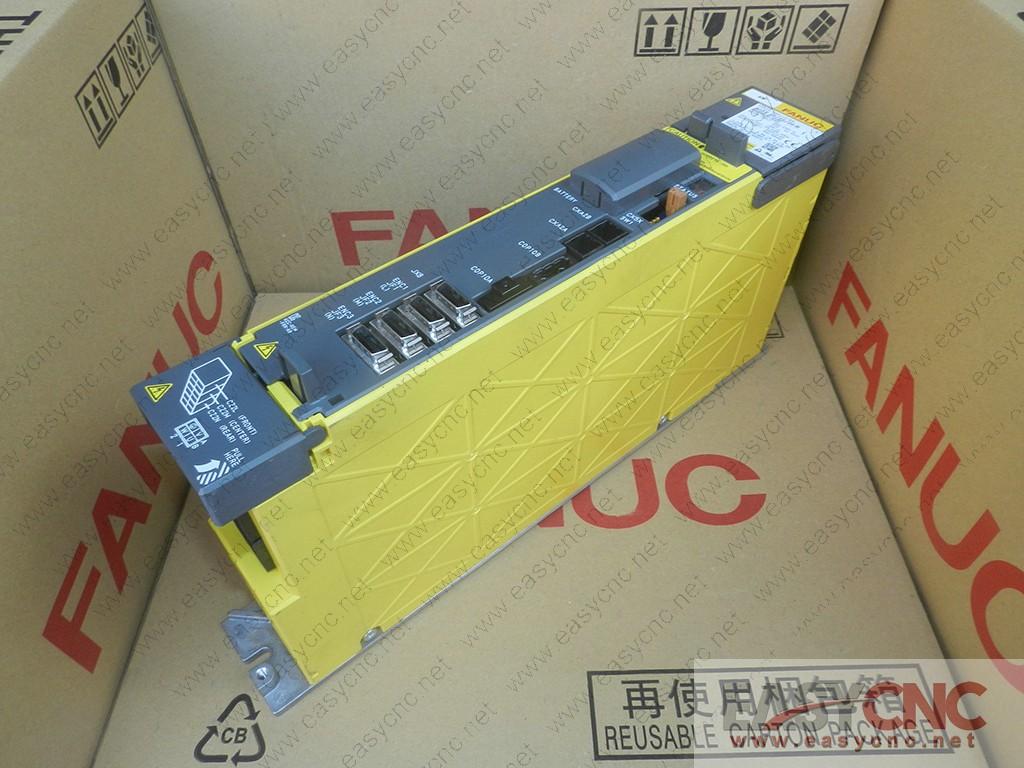 A06B-6240-H305 Fanuc servo amplifier module aiSV 20/20/20 used