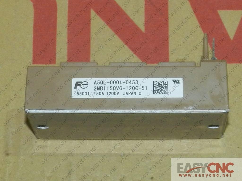A50L-0001-0453 2MBI150VG-120C-51 Fanuc IGBT used