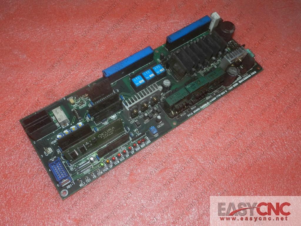 E4809-770-069-B Okuma PCB used
