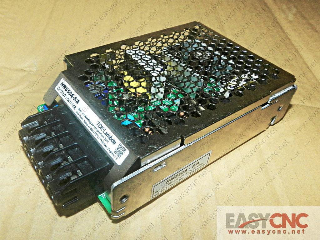 HWS5OA-5A TDK-Lambda power supply used