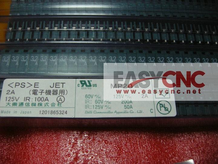 A60L-0001-0046/MP20 Fanuc fuse daito M20 2.0A new