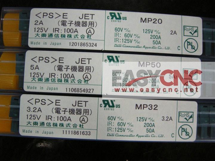A60L-0001-0046/MP32 Fanuc fuse daito MP32 3.2A new