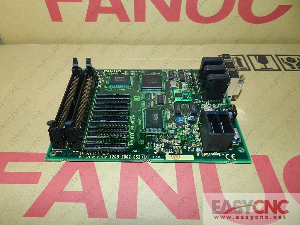 A03B-0815-K202 A20B-2002-0520  FANUC I/O board new