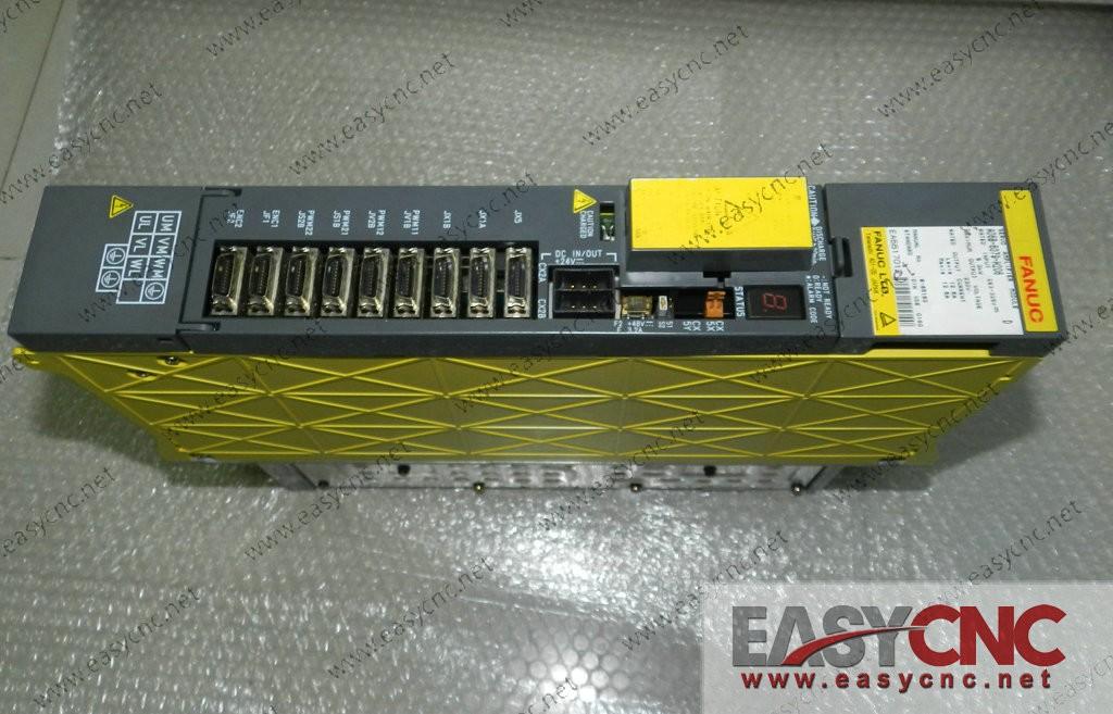 A06B-6079-H206 Fanuc servo amplifier SVM2-40/40 used