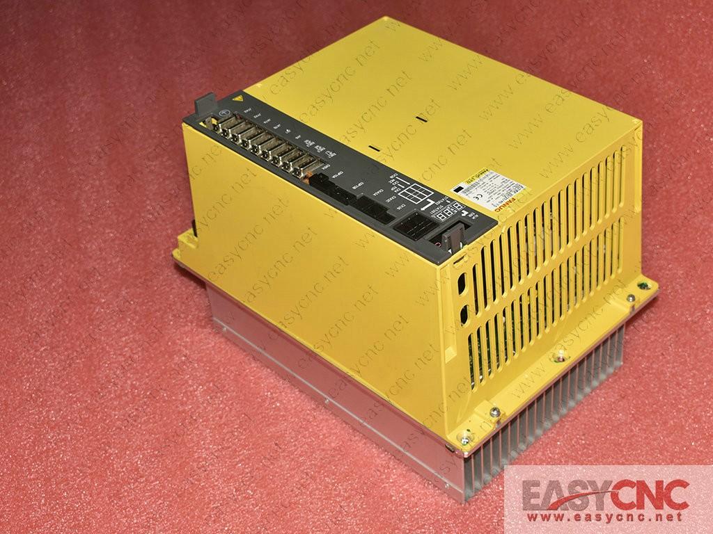 A06B-6134-H301#D Fanuc servo amplifier BiSVSP 20/20/20 used
