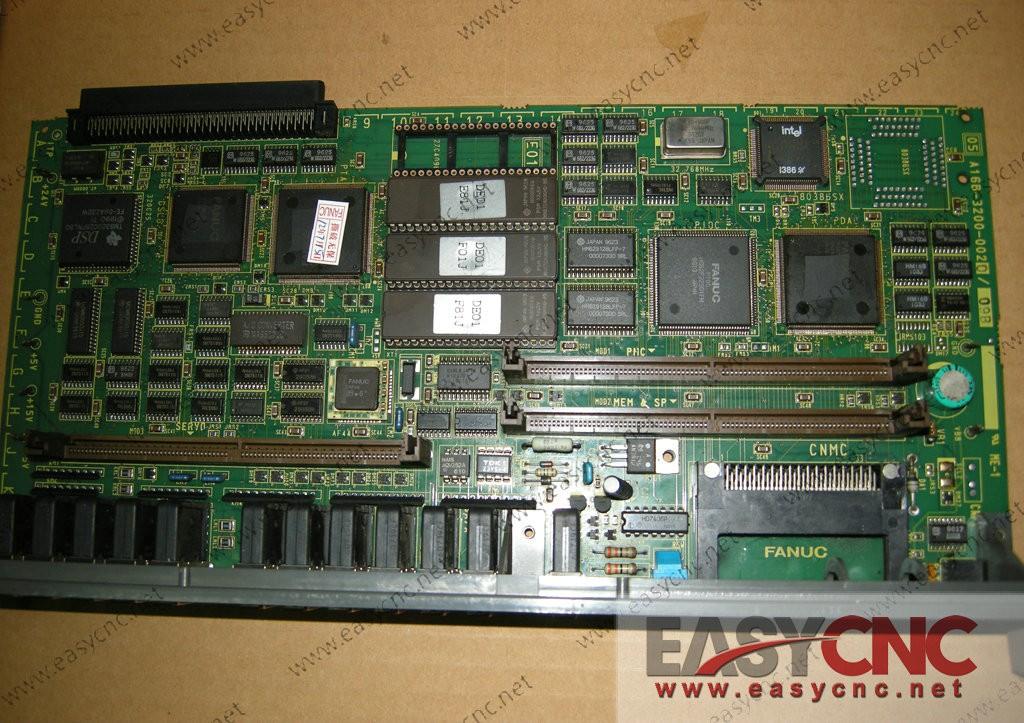 A16B-3200-0020 Fanuc PCB 21-TB motherboard used