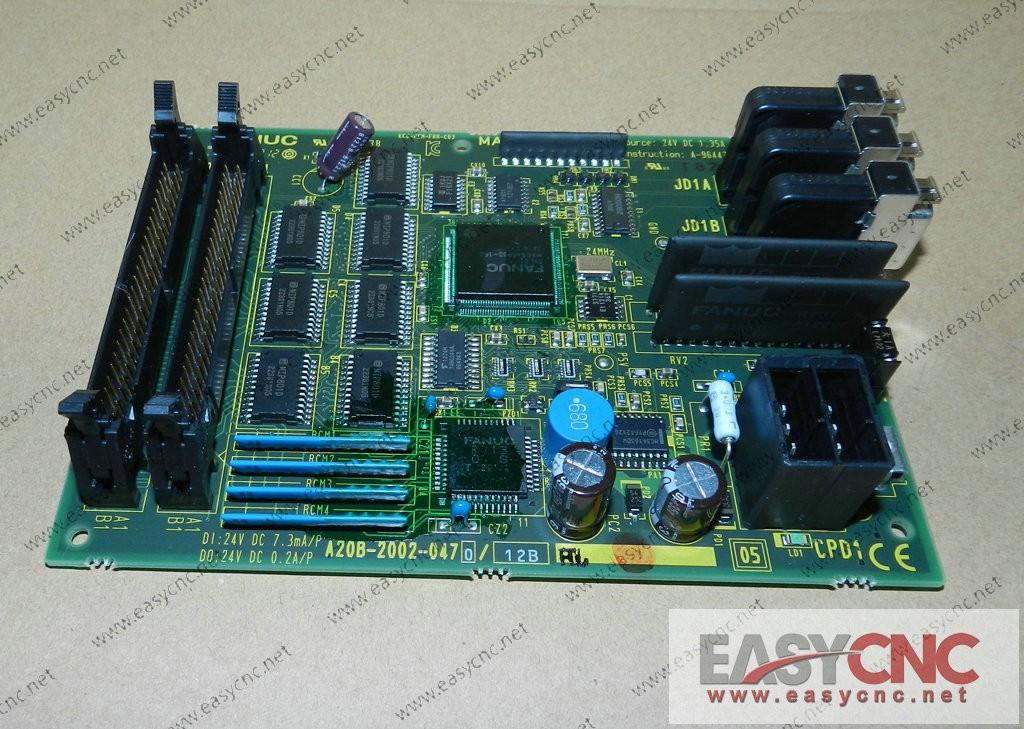 A20B-2002-0470 Fanuc PCB new