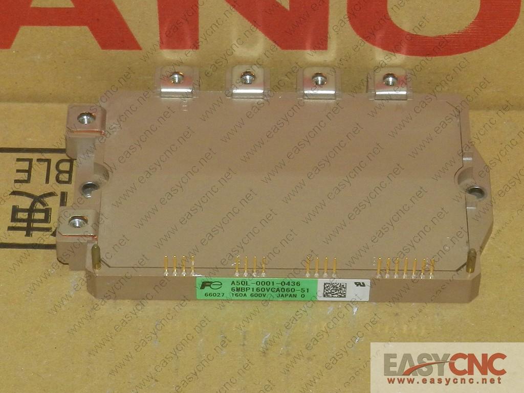 A50L-0001-0436 6MBP160VCA060-51 Fuji module new