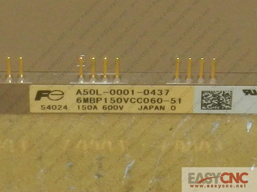 A50L-0001-0437 6MBP150VCC060-51 Fuji module new