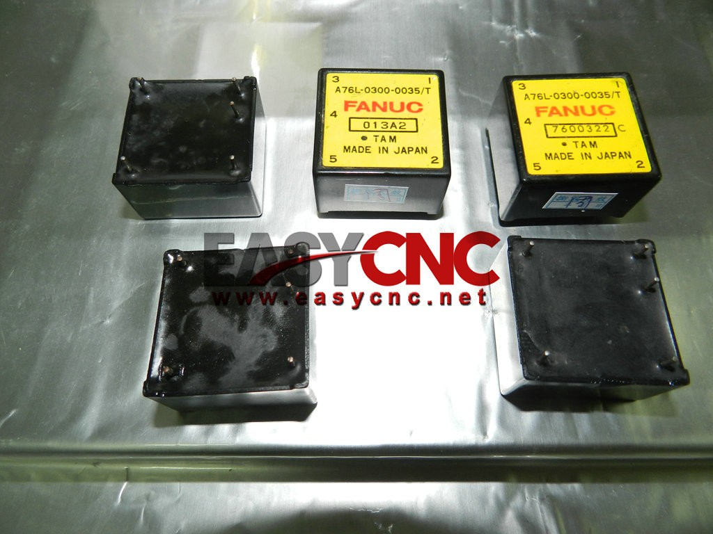 A76L-0300-0035/T Fanuc isolation amplifier used