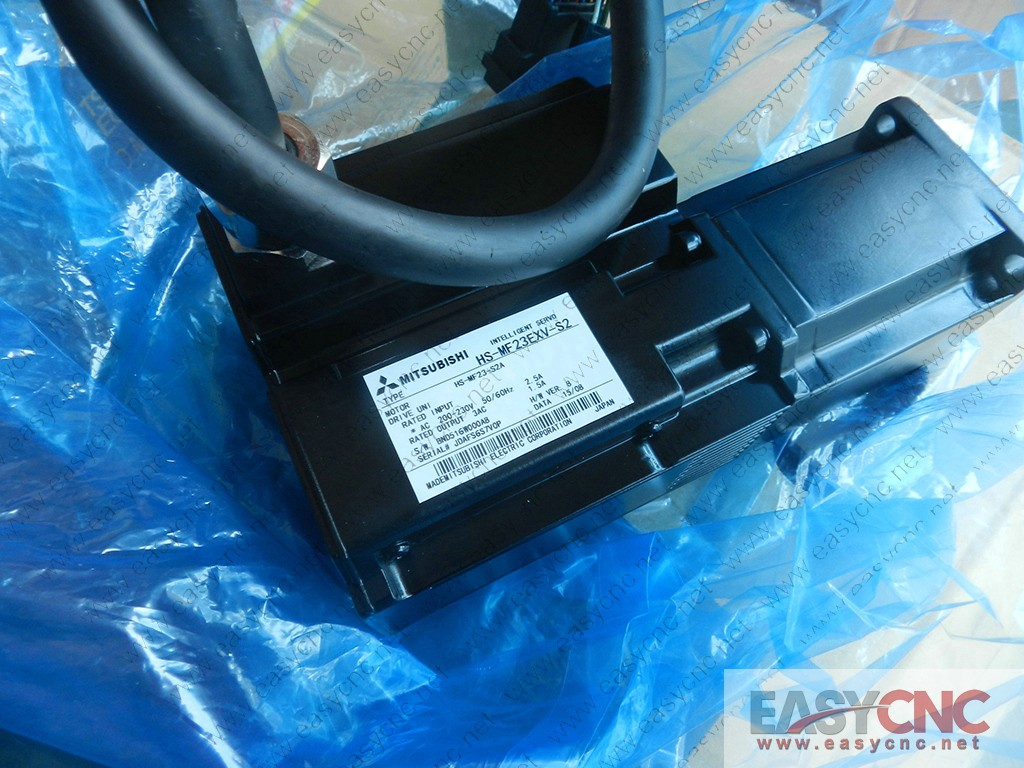 HS-MF23EXV-S2 HS-MF23-S2A Mitsubishi intelligent servo reconditioned