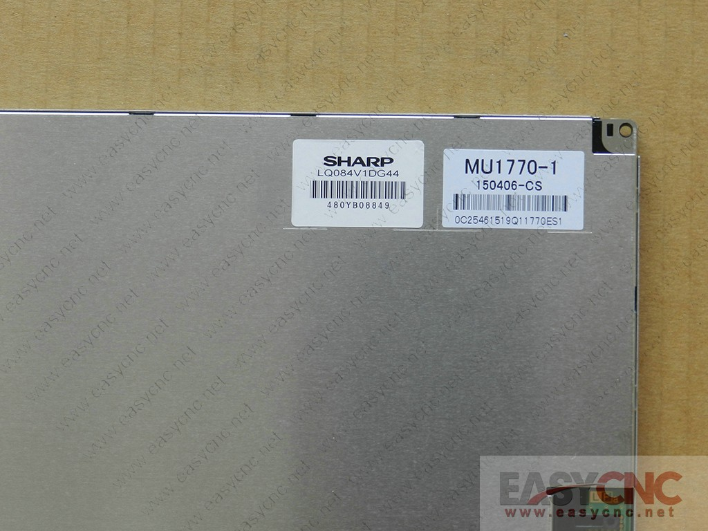 "LQ084V1DG44 SHARP 8.4"" LCD Use for FANUC OI-MD OI-TD OI-F LCD new and original"