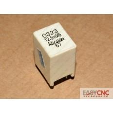 A40L-0001-0323#R0125G Fanuc 0323 resistor 12.5mΩG 12.5mRG used