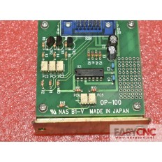 0P-100 NAS B1-V MAZAK PCB USED
