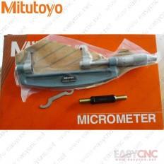 143-104(75-100 0.01mm) Mitutoyo micrometer new and original
