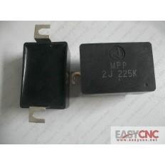 MPP 2J225K  Okaya capacitor used