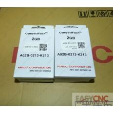 A02B-0213-K213 A87L-0001-0215#002GB Fanuc CompactFlash