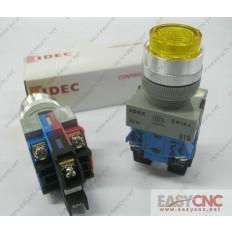 ALW29911Y HW-C10 IDEC control unit switch yellow new and original