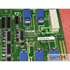 D70YC003970 STU-100 X7-9-74 MAZAK PCB USED