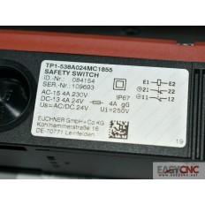 TP1-538A024MC1855 Euchner Safety Switch New