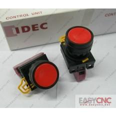 YW1B-M1E01R YW-E01 IDEC control unit switch red new and original