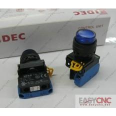 YW1L-M2E10Q0S YW-DE IDEC control unit switch blue new and original