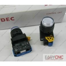 YW1L-M2E10Q0W YW-DE IDEC control unit switch white new and original