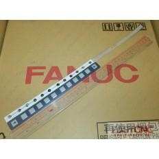 A86L-0001-0289#A  A98L-0001-0630 Fanuc 12key softkey set (button+keysheet) new