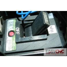 BAT2-30-11 Matsushita Circuit Breaker 2P 30AF 30A T-30 AC600V DC250V used