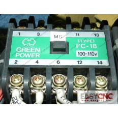 FC-18 Panasonic AC Contactor 100-110V