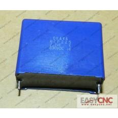 HCP225 2.2UF 630VDC Fanuc  capacitor used