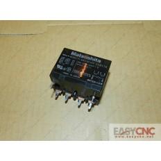 HE2A-P-DC24V-Y1 Matsushita relay used