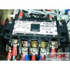 A58L-0001-0213 FANUC AC MAGNETIC CONTACTOR K15N-EPW