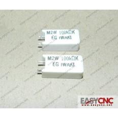 M2W 100KΩK Fanuc resistor M2W 100KΩK