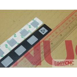 A98L-0001-0519 Fanuc 7key keysheet (no including button) new